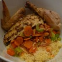 moroccan-food-chicken-and-couscous