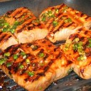 Barbecued-Salmon-canadian-food