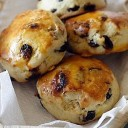 british-food-raisin-scones