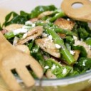 cambodian-food-spinach-salad-with-chicken
