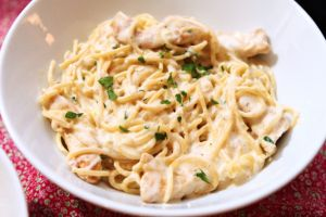 chicken-recipes-honey-spiced-chicken-pasta