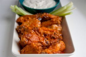 chicken-recipes-hot-n-spicy-chicken-wings