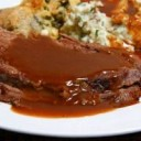dutch-food-stewed-beef-with-gravy