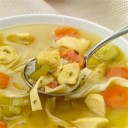 hungarian-food-ujházi-tyúkleves-chicken-soup