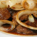 mongolian-food-beef-with-onions