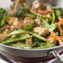 mongolian-food-sesame-chicken-stir-fry