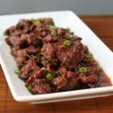 mongolian-food-steak-and-green-onions