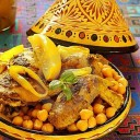 moroccan-food-chicken-and-chickpeas