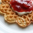 norwegian-food-vafler-waffles