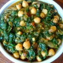 portuguese-food-spinach-with-garbanzo-beans