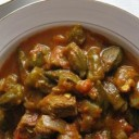 romanian-food-bame-cu-carne-de-oaie-okra-with-lamb