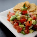 venezuelan-food-avocado-and-tomato-salsa